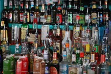 Soñar con Alcohol