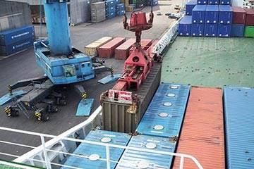 Soñar con Barco de carga
