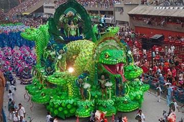 Soñar con Carnaval