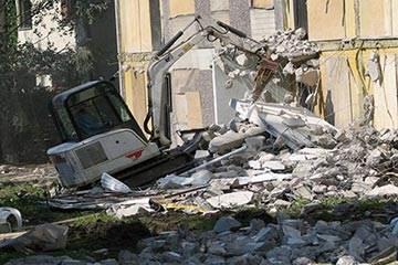 Soñar con Demolición