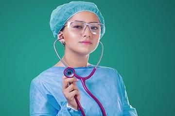 Soñar con Enfermera/o