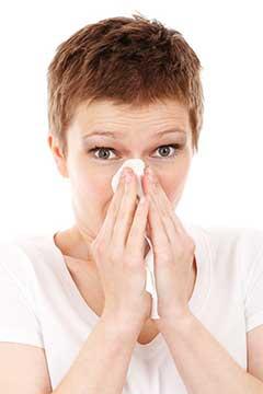 Soñar con Estornudo