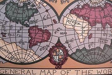 Soñar con Mapa