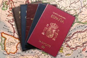 Soñar con Pasaporte