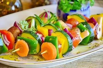 Soñar con Vegetariano